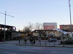 Fotos aus dem Hamburger Stadtteil   St. Georg, Bezirk Hamburg Mitte. (2002)