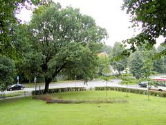 Gegendenkmal,   Licentiatenberg im Hamburger Stadtteil Groß Borstel.  (2002)
