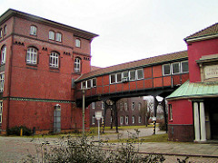 Gebäude vom Alten Hafenamt / Strom und Hafenbau, Vorgänger der HPA - Hamburg Port Authority ( 2003 ).