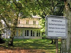 Bilder von der Sophienterrasse in Hamburg Harvestehude (2004).