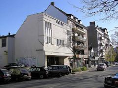 Gebäude vom ehem. Gloria Kino in Hamburg Winterhude / Alsterdorfer Straße.