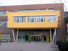 Fotos vom Altonaer Kinderkrankenhaus in Hamburg Ottensen. (2004)