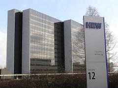 Verwaltungsgebäude der Hamburgischen Elektrizitäts-Werke AG.