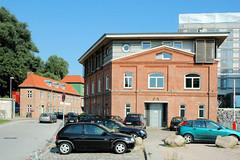 Lawaetzhaus an der Straße Neumühlen in Hamburg Ottensen (2005).