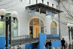 Bismarck-Bad, Hallenbad in Hamburg Ottensen - erbaut 1911, abgerissen 2007.