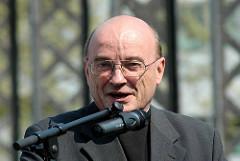 Rede von Hamburgs Weihbischof Dr. Hans- Jochen Jaschke anlässlich der Einweihung der Skulpturen an der Brooksbrücke.