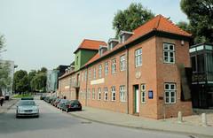 Lawaetzhaus an der Straße Neumühlen in Hamburg Ottensen  (2006).