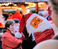 Weihnachtsmarkt in der Hamburger Innenstadt.