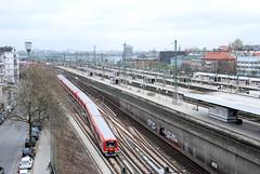 Ansicht vom Altonaer Bahnhof im Hamburg Altona (2007).
