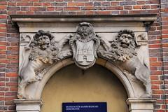 Museum für Hamburgische Geschichte am Holstenwall in der Hamburger Neustadt.