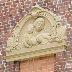 Fotos vom Altonaer Kinderkrankenhaus in Hamburg Ottensen.