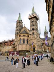 Bamberger Dom St. Peter und St. Georg, Kaiserdom.