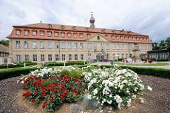 Ehem. Allgemeines Krankenhaus Bamberg - bestehend seit 1789; jetzt Hotel Residenzschloss.