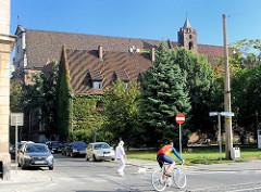 Bilder der Architektur in Wroclaw / Breslau, Polen.