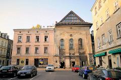 Hohe Synagoge in Krakau - erbaut 1563; Wiedereröffnung  2005.