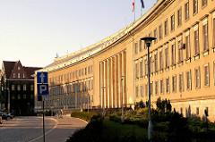 NS Architektur Breslau, Wroclaw - Polen.