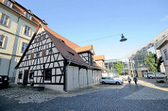 Gebäude Otto Friedrich Universität Bamberg.
