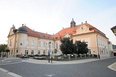 Podunajské múzeum, Museum der ungarischen Kultur und des Donaugebietes ( Donaumuseum )in Komarno , Slowakei.