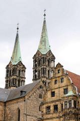 Bamberger Dom St. Peter und St. Georg / Kaiserdom.