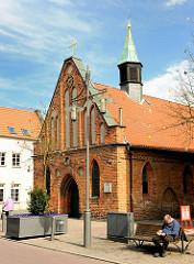 Heiligen Geistkapelle in Uelzen - 1320 als Bestandteil des Heiligen Geist Hospitals erbaut.