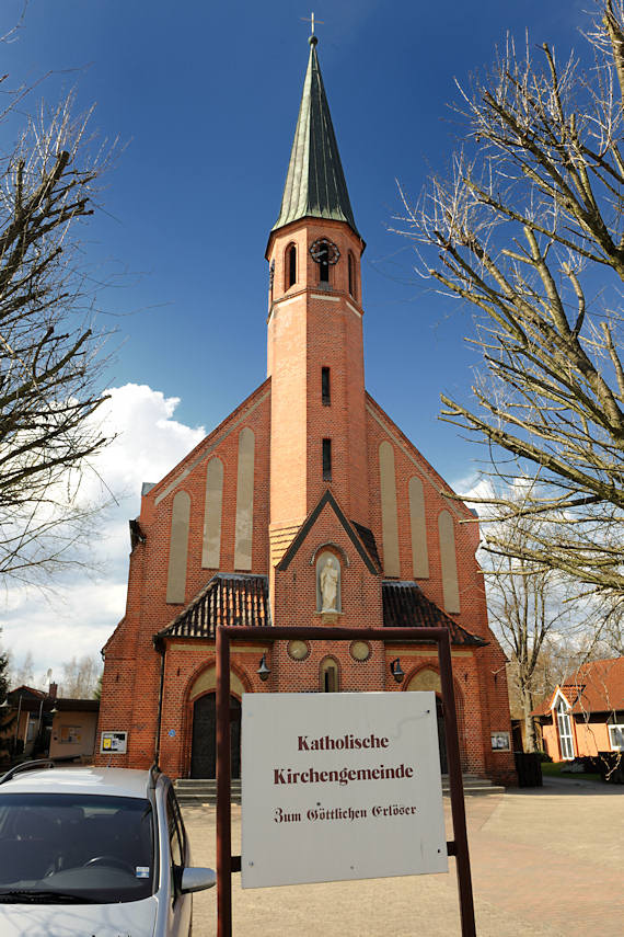 """Metropolregion Hamburg: Foto """"Katholische Kirche Zum"""