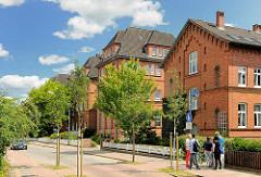 Kinderhaus, Jugendhaus St. Josef in der Kreisstadt Bad Oldesloe.