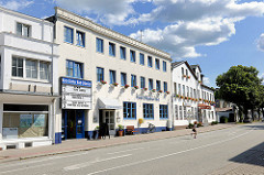 Kino Center Bad Oldesloe; Hotel Oldesloer Hof - Hotel Hinz, Café Vaterland.