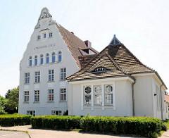 Stormarnschule in Ahrensburg / Kreis Stormarn -  erbaut 1910.