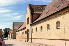 Ehem. Stallgebäude Schloss Gottorf in Schleswig.