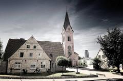 St. Ansgar Kirche in Schleswig.