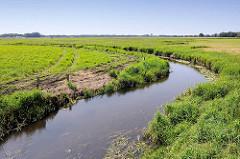 Fluss Alster im Naherholungsgebiet Oberalster; Gemeinde Tangstedt, Kreis Stormarn.