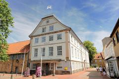 Ehem. Ständesaal zu Schleswig; Rathaus der Stadt.