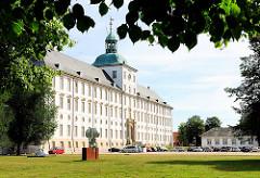 Gottorfer Schloss in der Stadt Schleswig