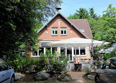 Restaurant Alte Rader Schule - Ortsteil Rade, Gemeinde Tangstedt - Kreis Stormarn.