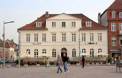 Ehem. Rathaus Ratzeburg AM MARKT.