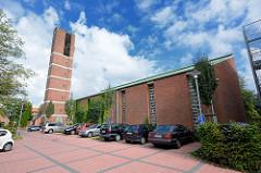 Christuskirche in Norderstedt / Garstedt.