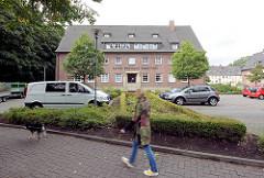 Klinkergebäude Altes Rathaus Garstedt / Norderstedt.