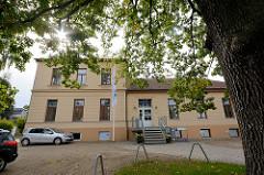 Haus des Handwerks - Dienstleistungszentrum der Kreishandwerkerschaft der Hansestadt Wismar.
