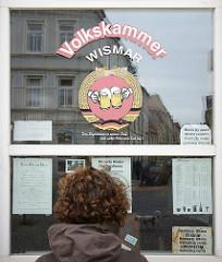 Kneipe Volkskammer Wismar -  Am Ziegenmarkt.