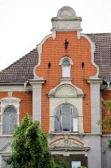 Villa / Abrisshaus in Wismar.