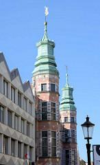 Historische Architektur Danzigs - Sehenswürdigkeiten der Stadt.