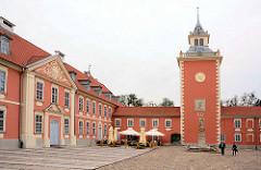 Grabowski Palace in Lidzbark Warmiński