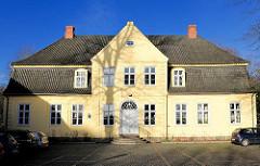 Historische Architektur Bad Segeberg - Haus Segeberg.