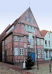 Buxtehude Museum - erbaut 1913; Vorbild altes Ackerbürgerhaus.