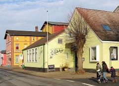 Gaststätte zur Erholung - Gebäude Klostermühle in Uetersen, Kreis Pinneberg.