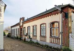 Klösterliches Praebendenhaus; erbaut 1879 - Armenhaus Kloster Uetersen.