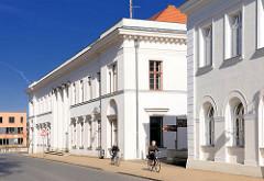 Klassizistische Architektur - Bad Doberan, Mecklenburg Vorpommern.
