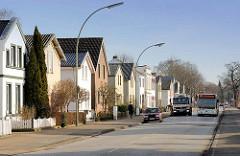 Einzel stehende Wohnhäuser - Köllner Chaussee, Elmshorn.