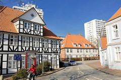 Haus der Heimat, Itzehoe - Hinter dem Klosterhof, Sandkule.