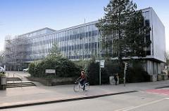 Rathaus von Elmshorn an der Schulstrasse.